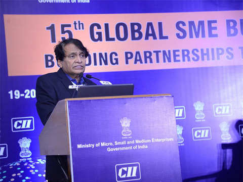 Govt working on action plans to support SMEs: Suresh Prabhu