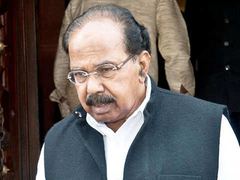 9 % GDP growth possible only under UPA, not NDA: Veerappa Moily