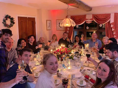 It is all about family: Priyanka Chopra celebrates first Christmas with Nick Jonas in London