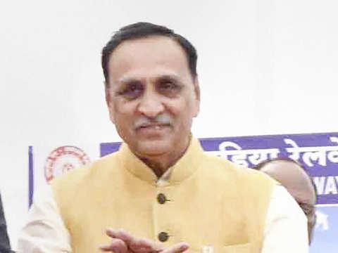 Revenue department most corrupt, police department comes next: Gujarat CM Vijay Rupani