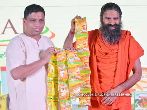 Patanjali sales dip as rivals advance into natural space