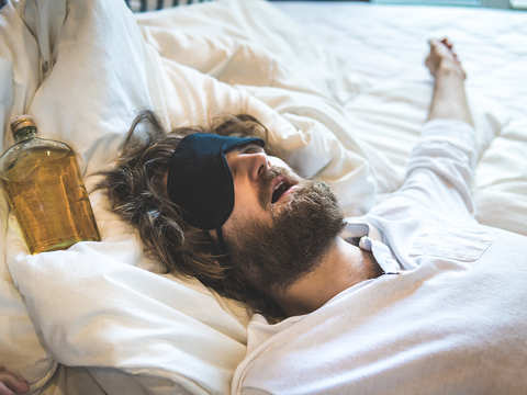 Don't want to begin the New Year with a hangover? These quick remedies will work magic