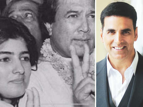 Twinkle Khanna misses dad Rajesh Khanna on birth anniversary; Akshay Kumar wishes wife & later father-in-law