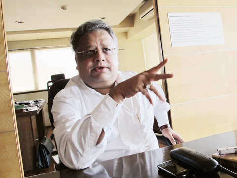 Rakesh Jhunjhunwala's success tip: Never argue with your wife or the market