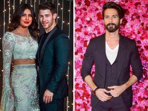 Shahid Kapoor has some advice for Nick Jonas about Priyanka Chopra: You're with the original 'desi girl'
