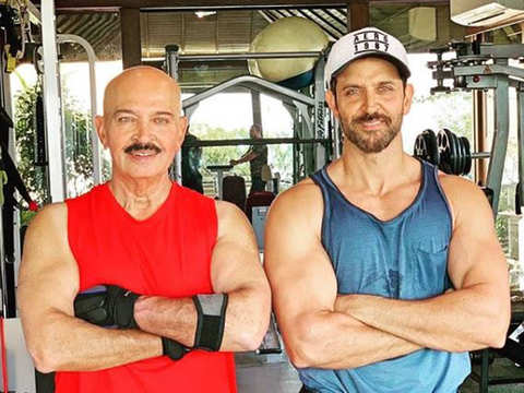 Director Rakesh Roshan diagnosed with throat cancer; Hrithik calls him the 'strongest man' he knows