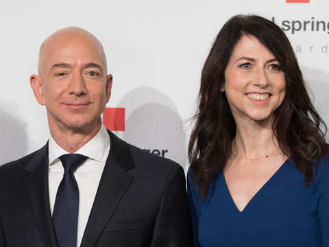 $137 bn at stake: How the divorce can impact global wealth ranking of Jeff Bezos