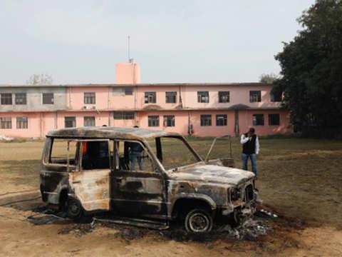 Bulandshahr violence: Key suspect Shikhar Agarwal arrested, say police