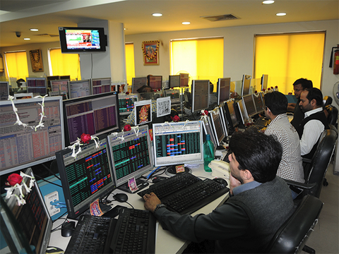 Sensex jumps 50 pts, Nifty50 above 10,850; all eyes on Infosys Q3 results