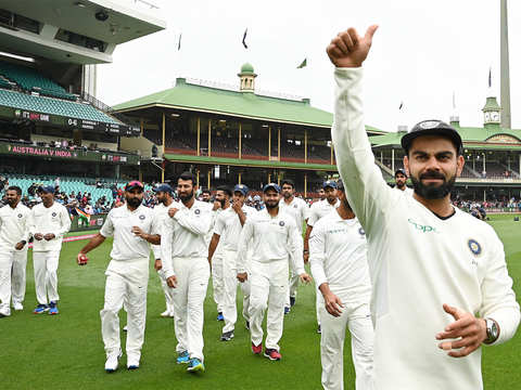 After Test high, India begins final preparations for World Cup