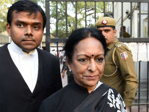 Madras HC grants Nalini Chidambaram interim protection from arrest