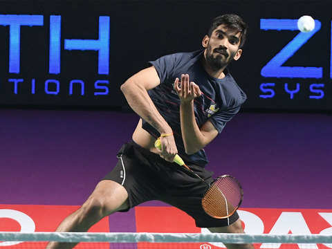 Badminton star Kidambi Srikanth climbs great wall of cricket