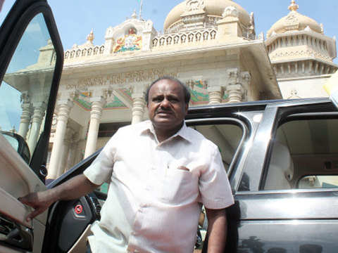 "Congress shouldn't treat JD(S) as ""third grade citizens"" in seat sharing, says H D Kumaraswamy"
