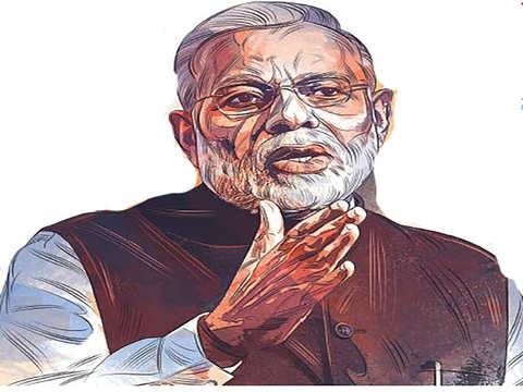 Prime Minister Modi receives Philip Kotler award