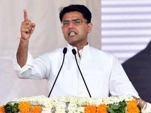 It is Congress which can challenge and defeat BJP: Sachin Pilot