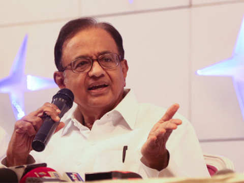JNU sedition case: Chidambaram dubs police charges as 'absurd'
