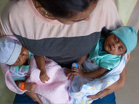 A new lease of life: How Bempu's innovative wristband is saving thousands of babies