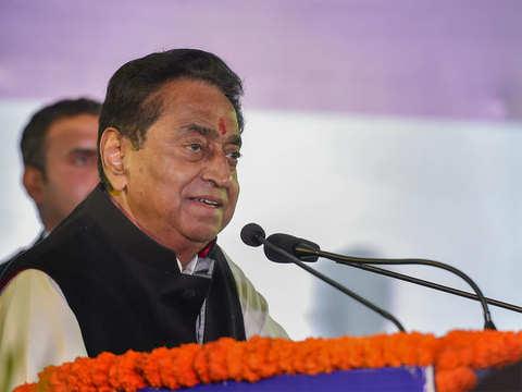 MP CM Kamal Nath launches Rs 50,000 cr farm loan waiver scheme