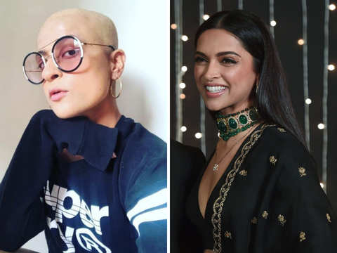 Ayushmann Khurrana's wife Tahira 'feels good' after going bald; Deepika Padukone has the best reaction
