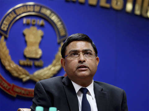 Government curtails tenure of CBI special director Rakesh Asthana