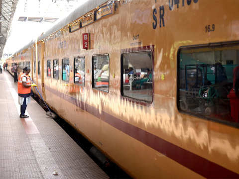 Transformation of railways in NDA budgets