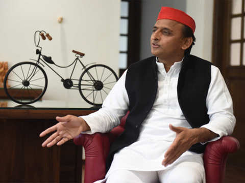 BJP's alliance is with CBI, ED; ours with common man: Akhilesh