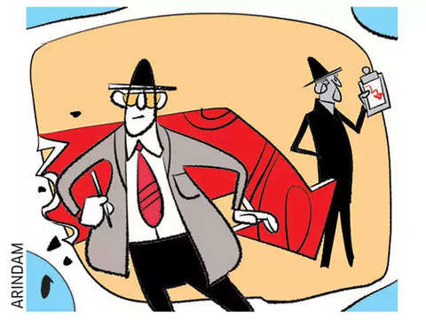 Suits & sayings: Weekly ET roundup of corporate gossips