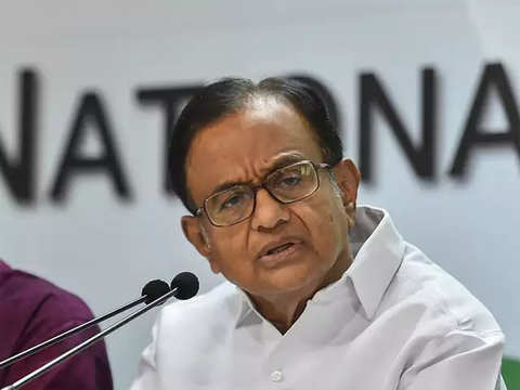 Govt should restrict itself to vote on account on Feb 1: P Chidambaram