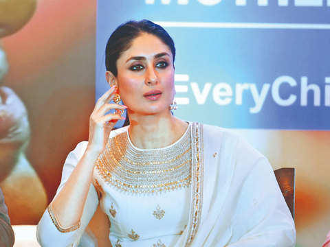 Kareena Kapoor Khan refutes reports of contesting Lok Sabha polls from Bhopal, says she hasn't been approached by Cong