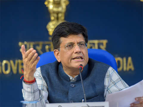 Week ahead of Budget, Piyush Goyal named interim Finance Minister