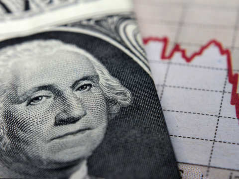 Dollar hampered by global growth, trade war worries; Aussie slips