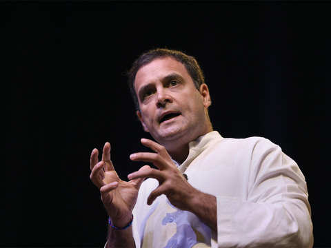 BJP acuses Rahul Gandhi of acting as a 'Chinese propagandist'