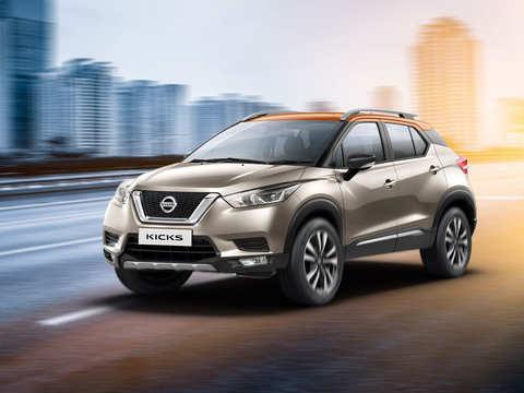 Nissan wheels in new SUV Kicks at Rs 9.55 lakh
