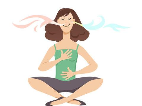 Cardiac coherence or yogic equanimity?