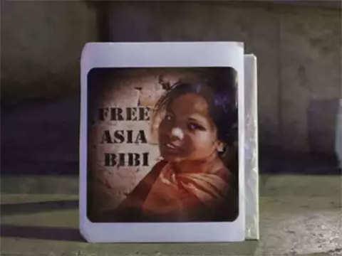 Pak court rejects plea against Asia Bibi's acquittal in blasphemy case