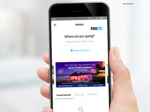 Paytm enters hotel booking business, buys NightStay