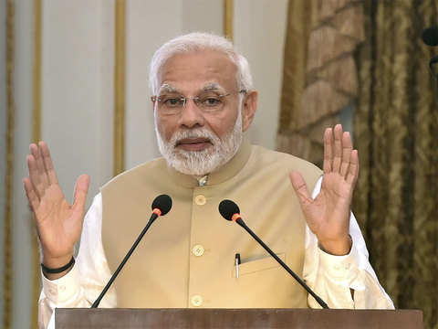 Note ban brought down land prices, helped youth buy cheap houses: Modi