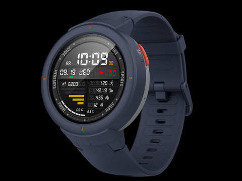 Amazfit Verge review: A comfortable smartwatch with impressive features
