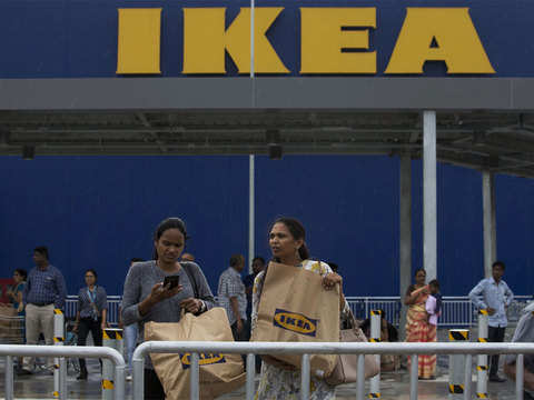 Not quite a crush, yet Ikea's high on low-price volumes