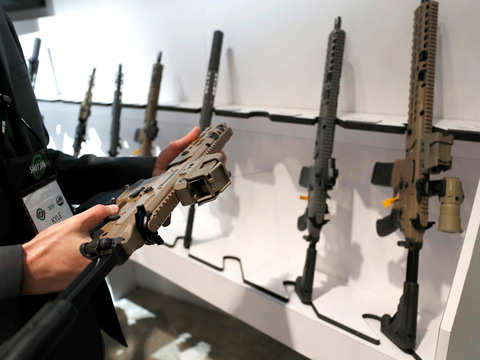 Defence Ministry approves procurement of 73,000 assault rifles from US