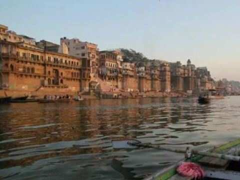 Zero sewer discharge in Ganga in Varanasi by Nov