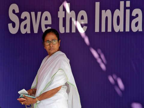Mamata Banerjee ends dharna, claims 'moral victory'