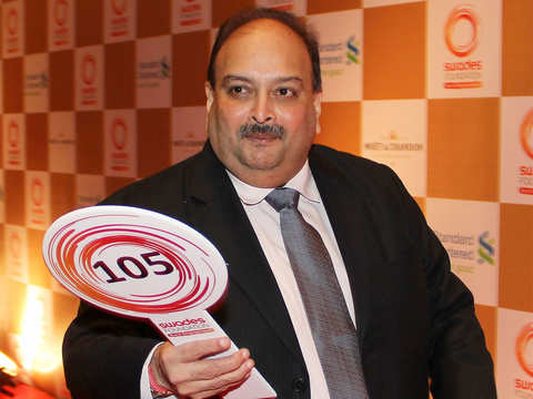 Land scam: Mehul Choksi, aides bought 25 acres for diamond SEZ that never took off