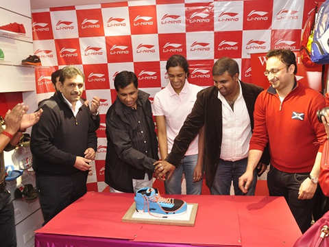 P V Sindhu signs approx 50 crore deal with Li Ning