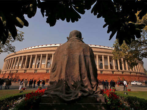 Budget discussion begins in Lok Sabha amid din
