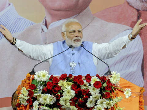 PM Narendra Modi lays foundation of greenfield airport, inaugurates projects worth Rs 4,000 crore in Arunachal Pradesh