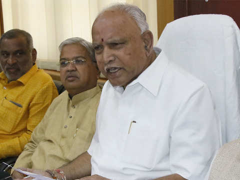 Audio tape controversy: BS Yeddyurappa admits meeting JD(S) MLA's son