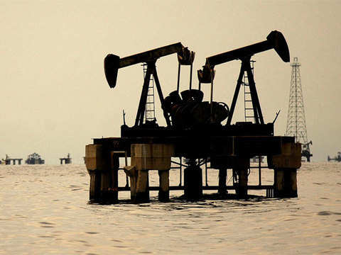 Crude oil prices on a slippery slope