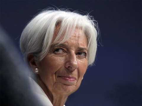 "IMF warns of global economic ""storm"" as growth undershoots"