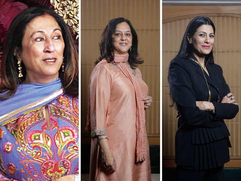 ET Women's Forum: Kiran Nadar, Rohini Nilekani, Dipali Goenka battled sexism, prejudice to stay on top